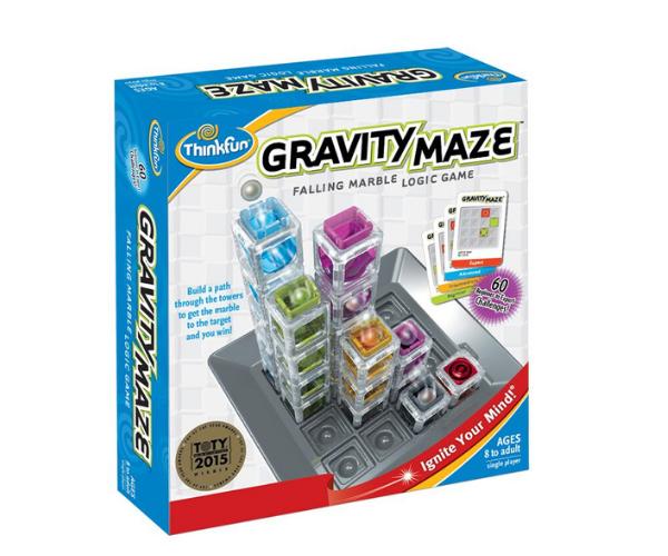 ThinkFun loogikamäng Gravitatsiooni labürint
