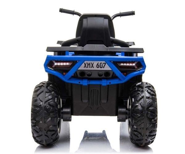 Laste elektriline ATV Spider 4×4, sinine