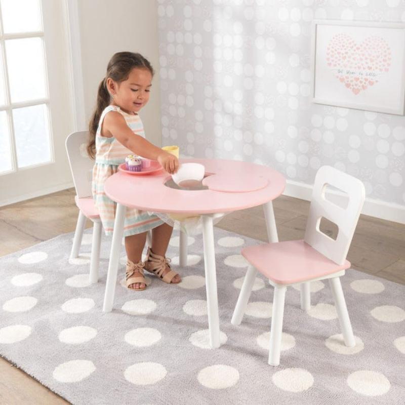 Lastelauad ja toolid