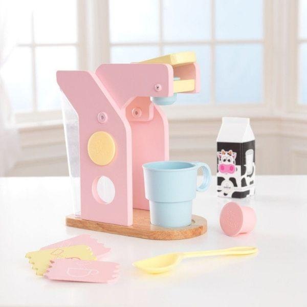 Kohvivalmistamise komplekt 'KidKraft' Pastel