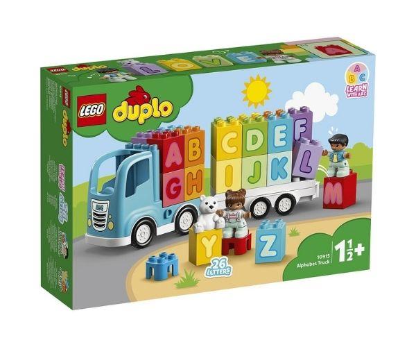 LEGO DUPLO Tähestikuauto (36 osa)