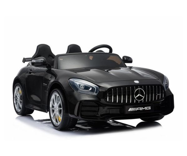 Lasteauto akuga Mercedes GTR must 4x35w, puldiga