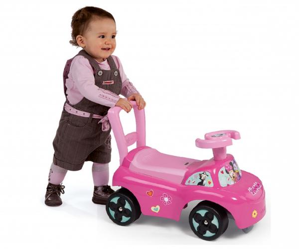 Smoby pealeistutav auto Minnie