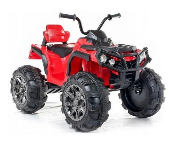 Laste elektriline ATV Spyder 2x45w, punane