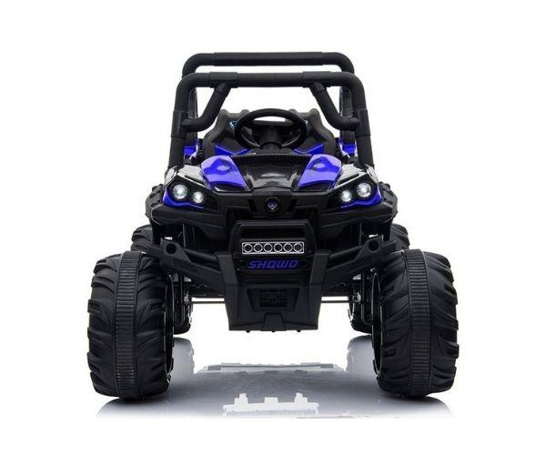 Laste elektriline bagiauto Mega Buggy 4×45W UTV Racing, sinine