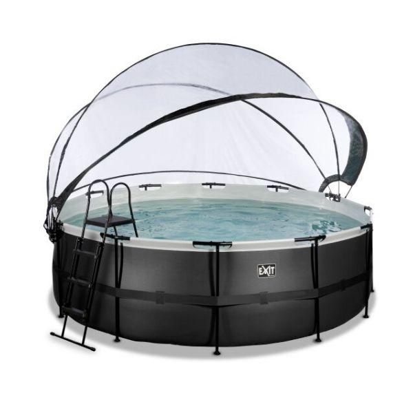 Soojendusega basseinid