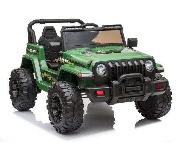 Laste elektriline auto Jeep 2×45W, puldiga