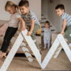 Montessori Pikleri kolmnurk – ronila väikelapsele