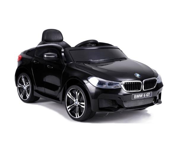 Laste elektriauto BMW 6GT 2x45W must, puldiga_1