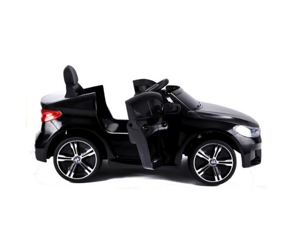 Laste elektriauto BMW 6GT 2x45W must, puldiga_2