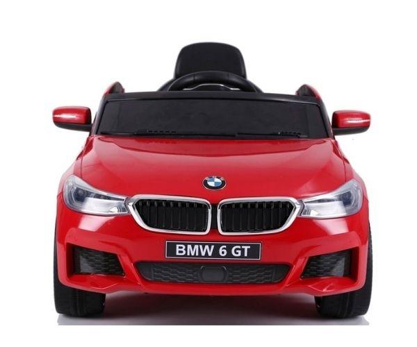 Laste elektriauto BMW 6GT 2x45W punane, puldiga