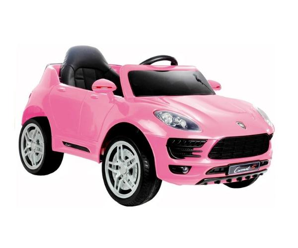 Laste elektriauto _Porsche Coronet S_ 2x45W roosa, puldiga_1