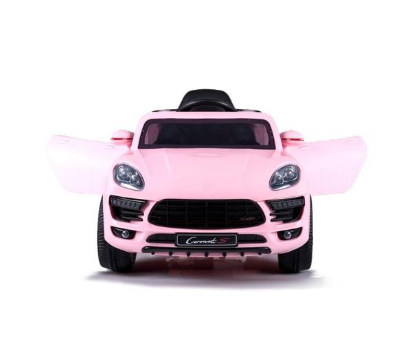 Laste elektriauto _Porsche Coronet S_ 2x45W roosa, puldiga_2