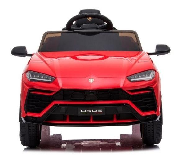 Laste elektriauto Lamborghini Urus 2x45W punane, puldiga