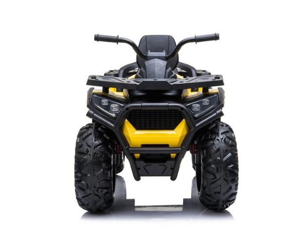 Laste elektriline ATV Quad XMX607, kollane (2)
