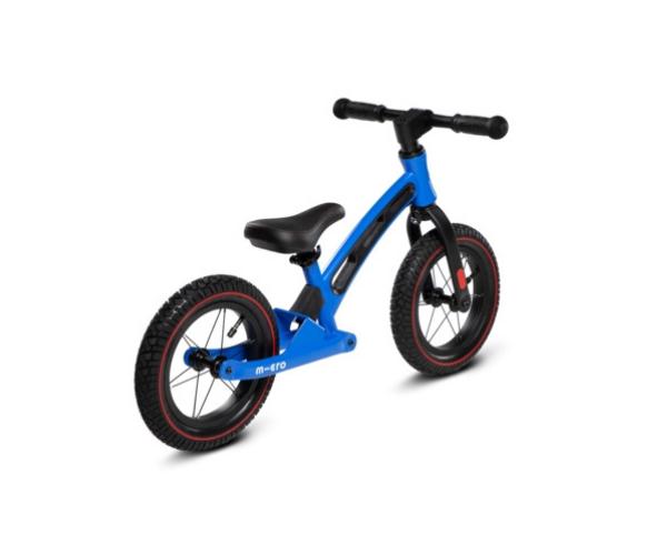 Laste jooksuratas Micro Balance Bike Deluxe (sinine), lastele vanuses 2-5 eluaastat (2)
