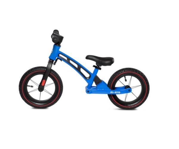 Laste jooksuratas Micro Balance Bike Deluxe (sinine), lastele vanuses 2-5 eluaastat