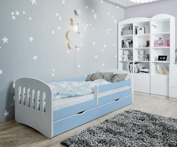 Lastevoodi 'Classic' voodikastiga (4)